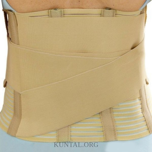 Ventilated Lower Back Support